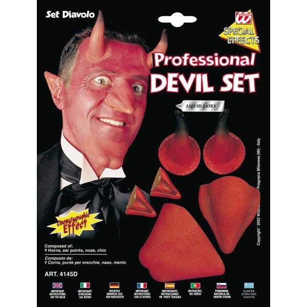 Set de diable avec colle