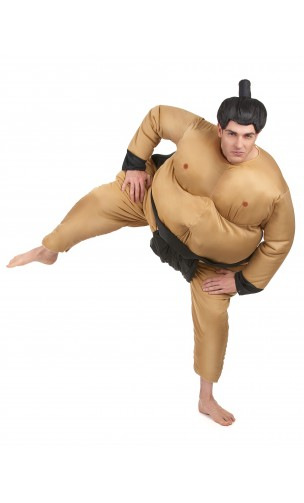 Déguisement sumo luxe