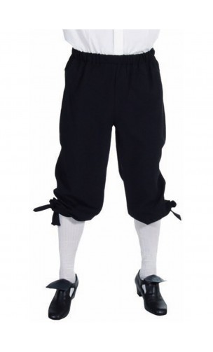 Pantalon court marquis, pirate