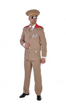Déguisement uniforme russe communiste