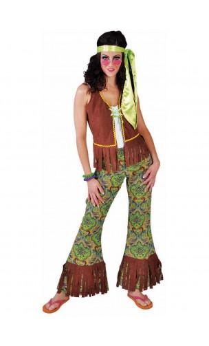 Déguisement hippie femme 4