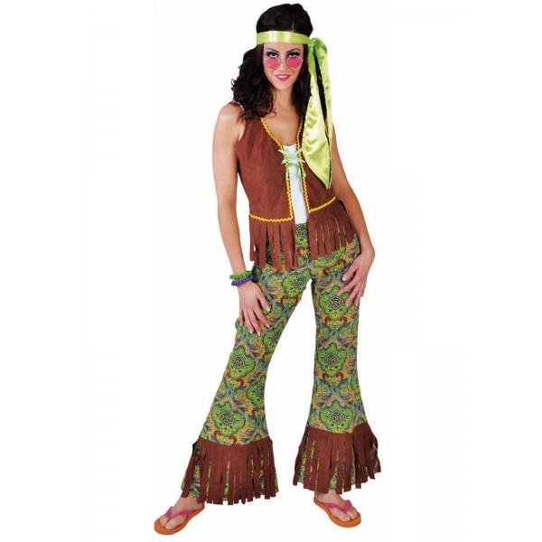 Location d guisement hippie femme luxe ann e 60 ann e 70 paris - Hippie annee 70 ...