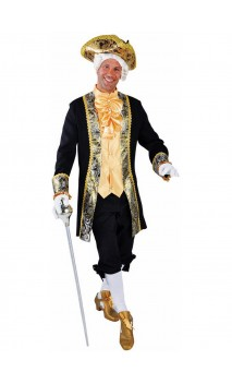 Costume baroque homme marquis 4