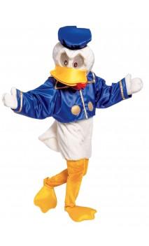 Mascotte Donald Duck