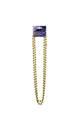 collier perle deguisement