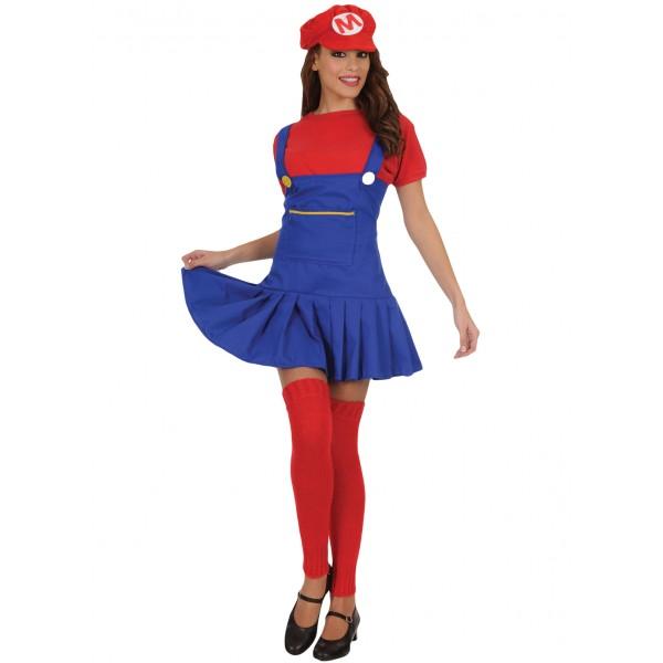 Super Mario Fille