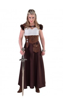 Déguisement viking femme thrones