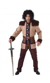 Déguisement viking homme thrones