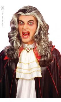 Perruque vampire méchée