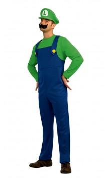 Déguisement Luigi