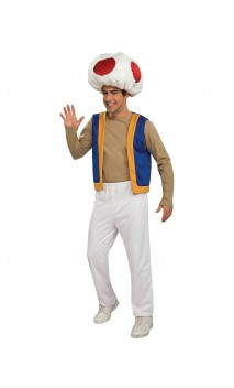 Costume Toad