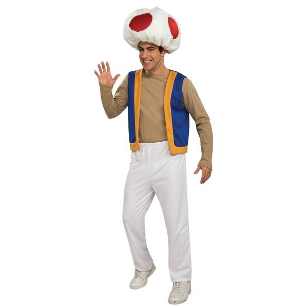 Costume Toad