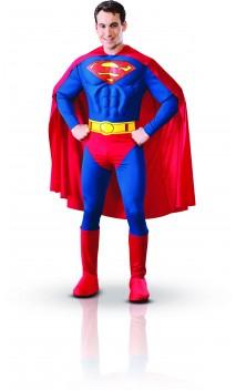 Déguisement Superman Luxe