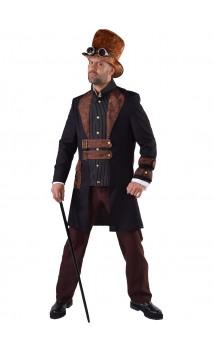 Costume victorien 1900 luxe 6