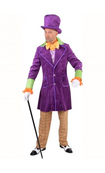 Déguisement Willy Wonka