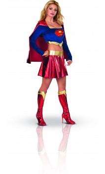 Déguisement SuperGirl 2 Pièces