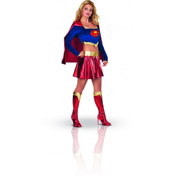 SuperGirl 2 Pièces