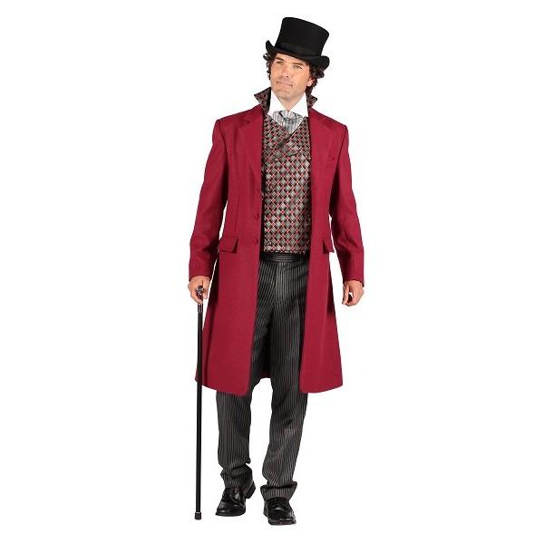 Costume belle époque homme 1