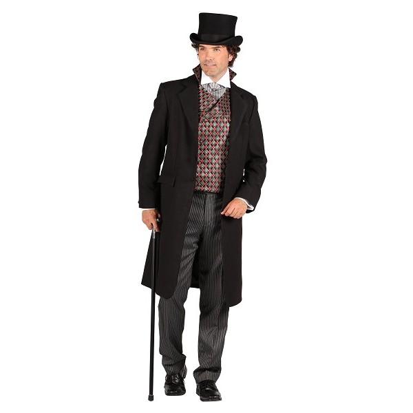 Costume belle époque homme 3