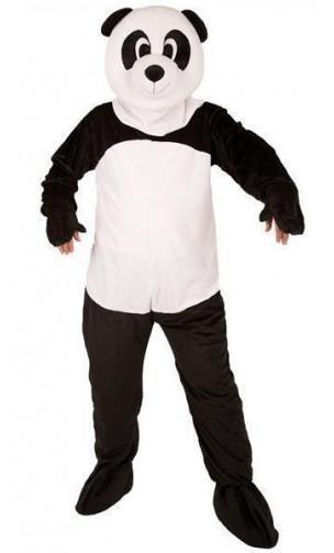 Mini mascotte panda