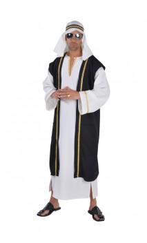 Déguisement roi d'arabie
