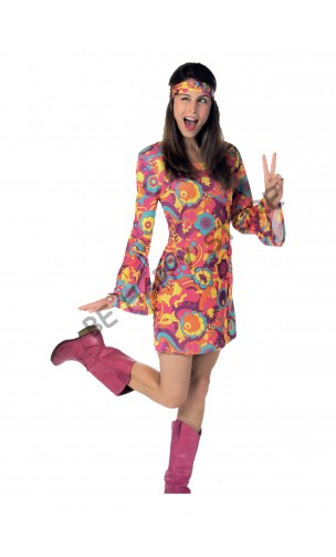 Robe hippie chic 2
