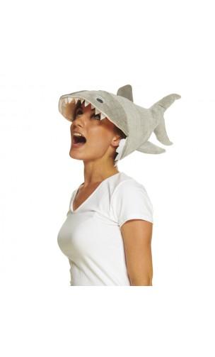 Chapeau requin