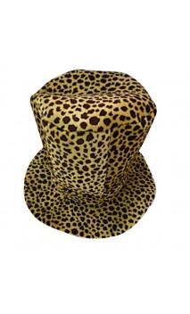 Chapeau léopard HDF