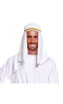 Coiffe emir arabe