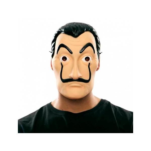 Masque Dali - Casa de papel luxe