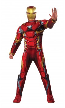 Déguisement Iron man luxe