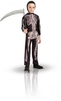 Costume squelette 3 enfant