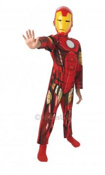 Déguisement Iron man enfant