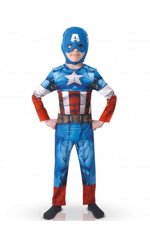 Déguisement captain América classic enfant