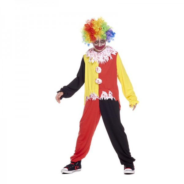 Déguisement clown tueur enfant