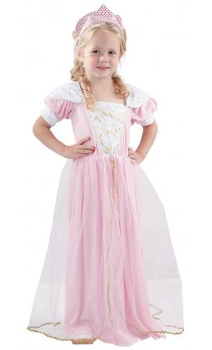 Déguisement princesse rose bébé