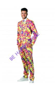 Costume hippie psychédélique 2