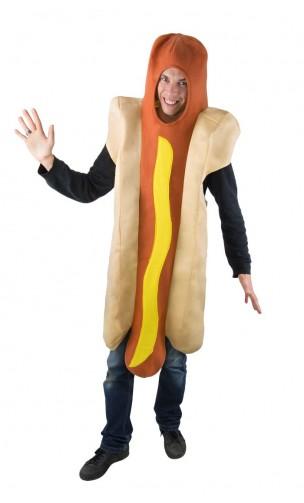 Déguisement hotdog