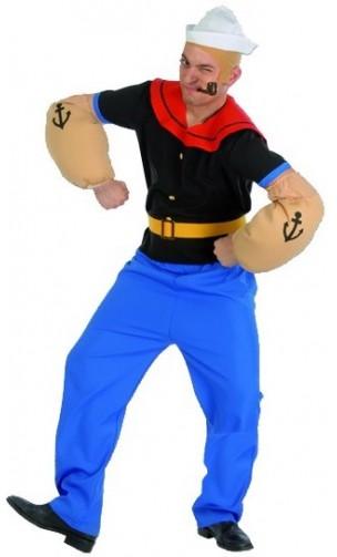 Déguisement Popeye
