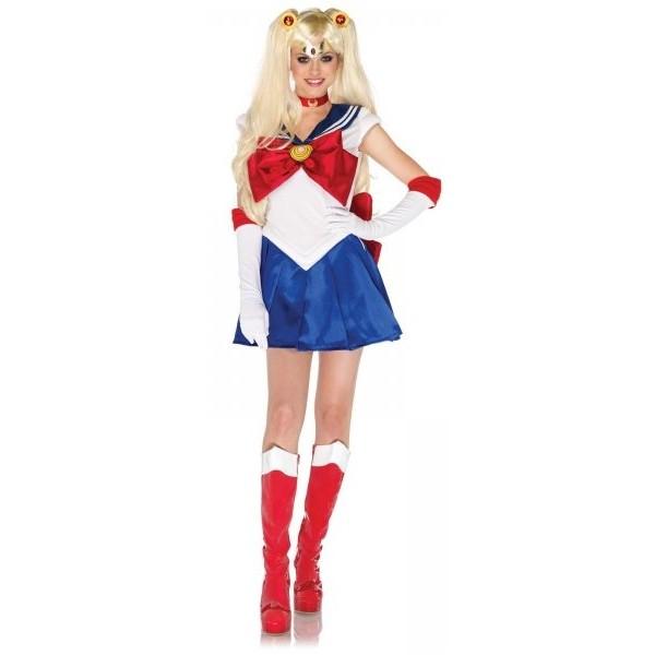 Déguisement Sailor Moon Luxe