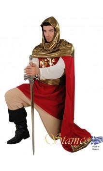 Chevalier moyen-âge Arthur