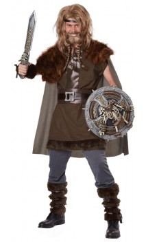 Costume Viking Homme Luxe