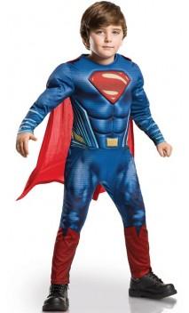 Déguisement Superman luxe enfant