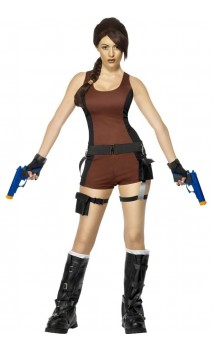 Déguisement Lara Croft