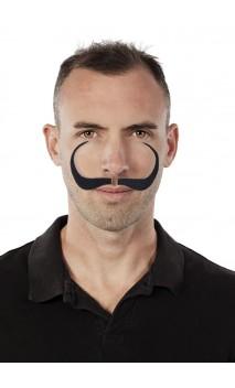 Moustache peintre Salvador Dali
