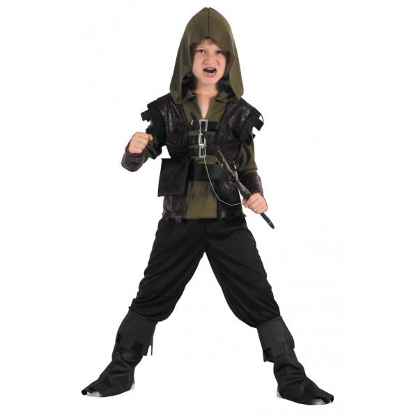 Déguisement archer Arrow enfant