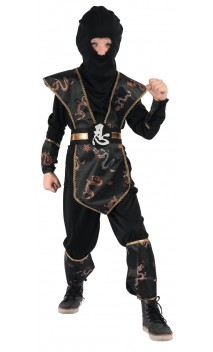 Déguisement Ninja enfant luxe