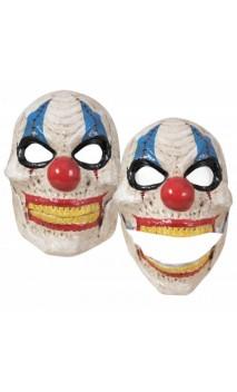 Masque clown machoire articulé