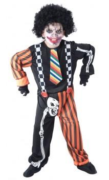 Déguisement clown tueur 2 enfant
