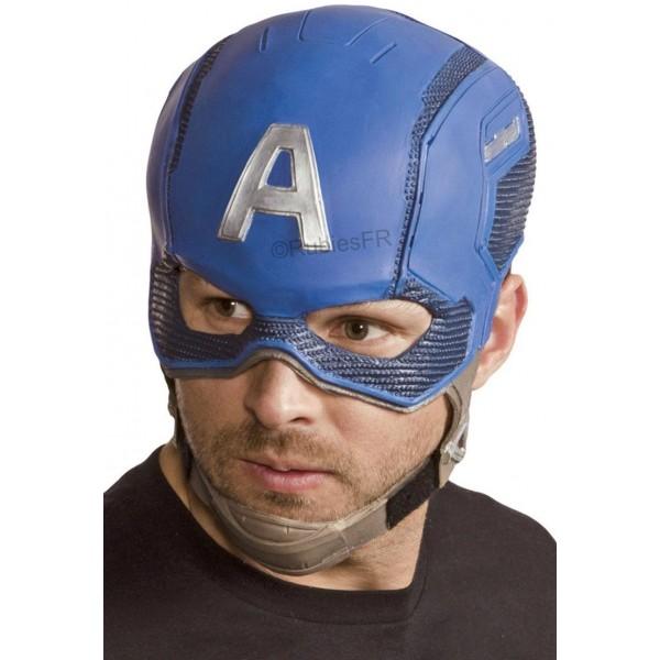 Masque Captain América luxe
